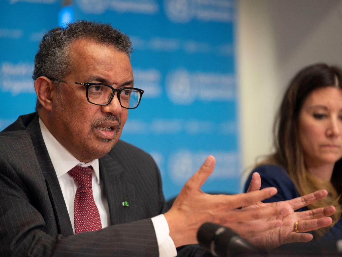 Foto: Tedros Adhanom Ghebreyesus, en una imagen de archivo. (Reuters)