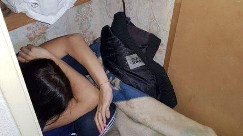 Rescatada una mujer que se escondía en una despensa tras ser agredida por su pareja