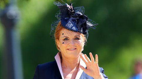 Los 60 años de Sarah Ferguson, la duquesa tabloide en la cresta de la ola