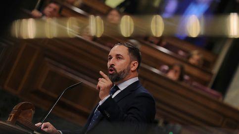 Santiago Abascal (Vox): No habrá abstención patriótica para favorecer la investidura de Pedro Sánchez