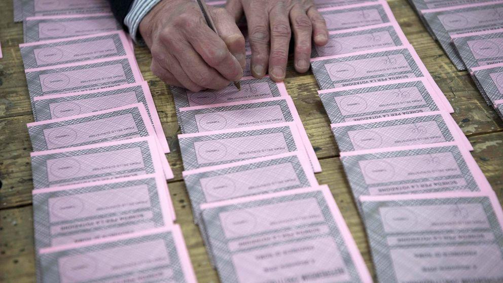 'Boom' en la participación en el referéndum de Italia: alcanza el 69%