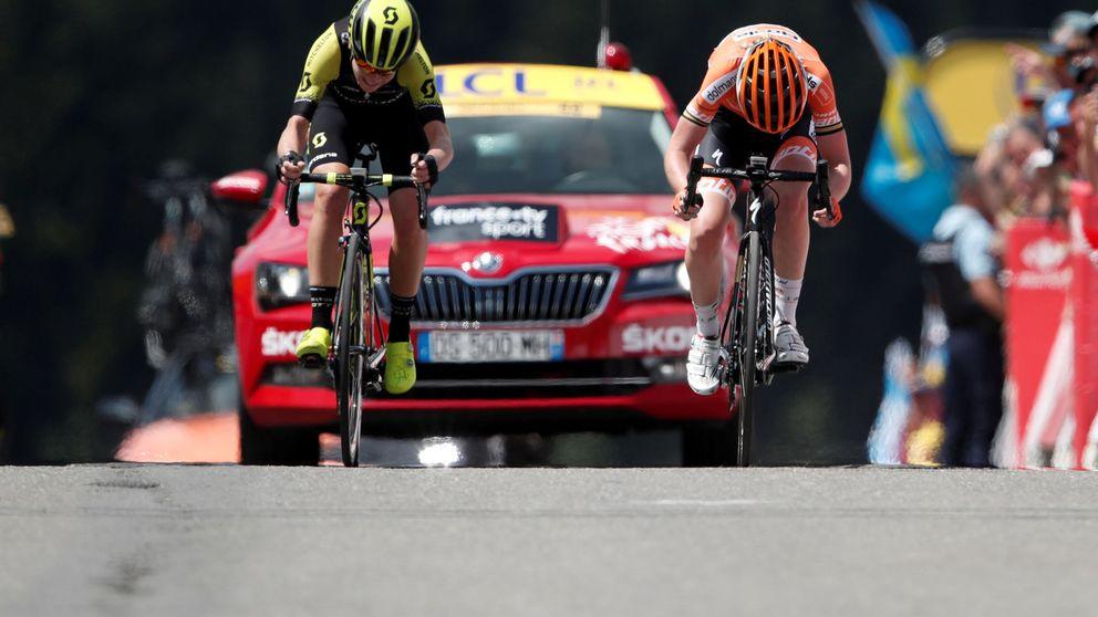 Salarios de 15.000€ y baja por maternidad, el futuro profesional del ciclismo femenino