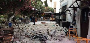 Post de Un terremoto de 6,4 grados deja dos muertos en la isla griega de Kos