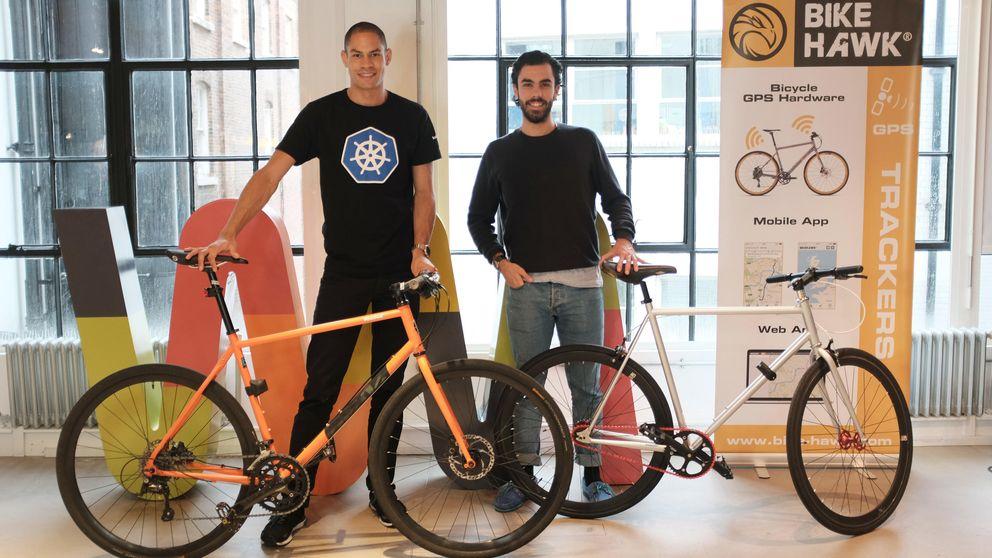 Bike Hawk, la 'startup' que promete terminar con el robo de bicicletas