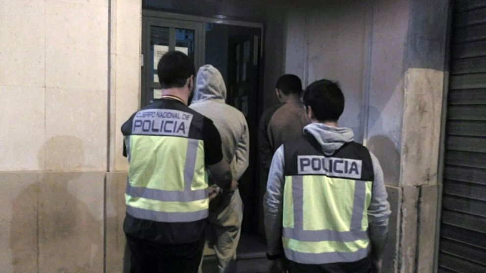 Dos detenidos en Murcia acusados de agredir sexualmente a una menor
