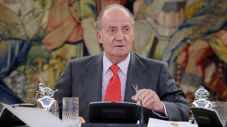 Foto: El rey emérito Juan Carlos. (Getty)