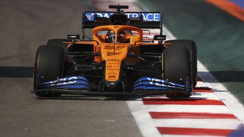 Fórmula 1 en directo: Carlos Sainz sale a por todas en el Gran Premio de Rusia