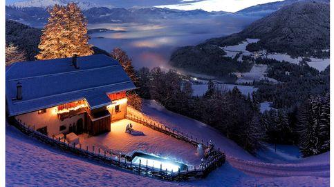 Ocho resorts de lujo para perderse en la nieve