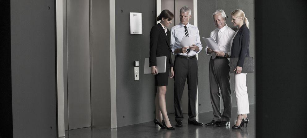 Foto: Las conversaciones con nuestros compañeros de trabajo pueden sacar lo peor de nosotros mismos. (Corbis)