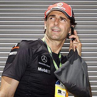 """Foto: De la Rosa: """"Es una carrera muy especial: en España, con un equipo y un piloto español"""""""