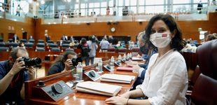 Post de Ayuso recupera a Marta Rivera, mantiene al consejero de Sanidad y suma dos caras del PP