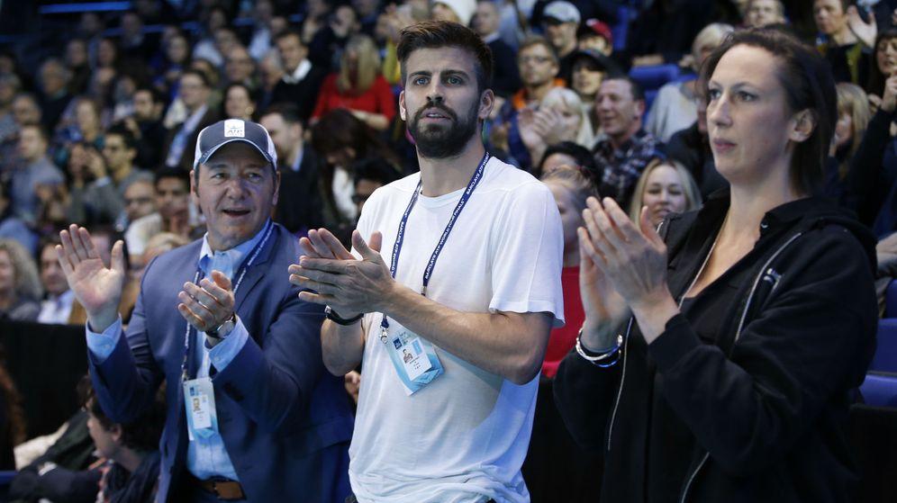 Foto: Gerard Piqué está detrás del cambio de formato de la Copa Davis. (Reuters)