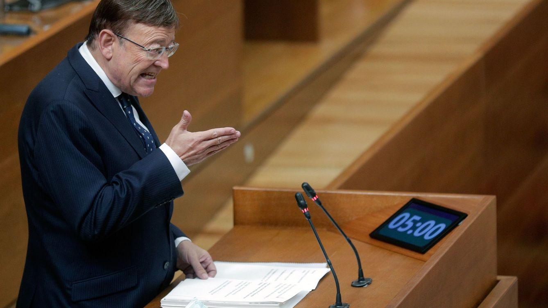 Ximo Puig negocia con Moncloa incluir más de 2.400M de obra pública en el plan europeo