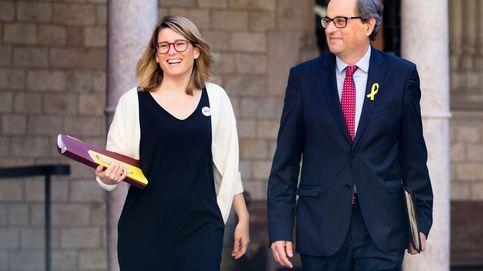 Artadi marca agenda propia: así forzó a Torra a ir a los Juegos Mediterráneos
