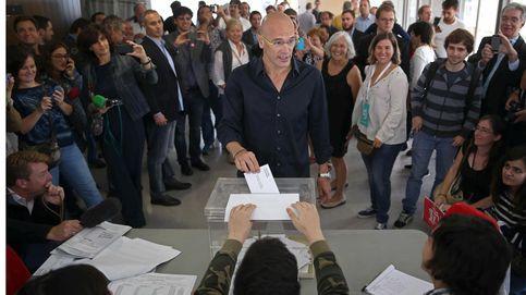 Romeva (Junts pel sí), convencido de que se cumplirá el mandato democrático sea cual sea