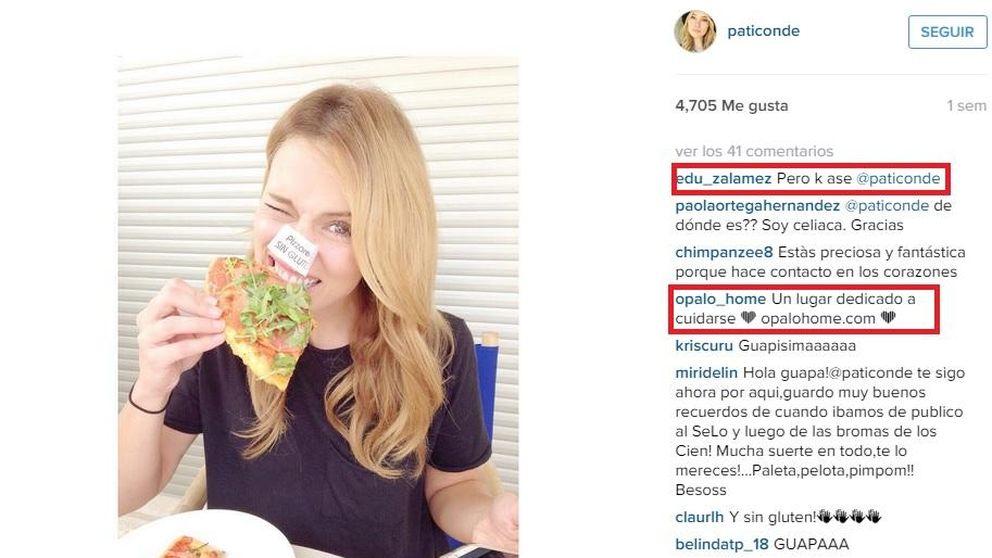 ¿Sigues a Patricia Conde? Sabemos qué tipo de 'follower' eres según tus comentarios en su perfil