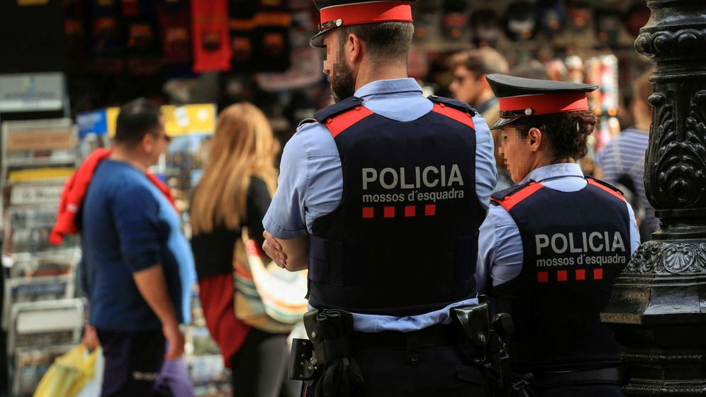 Foto: Mossos d'Esquadra. (Reuters)