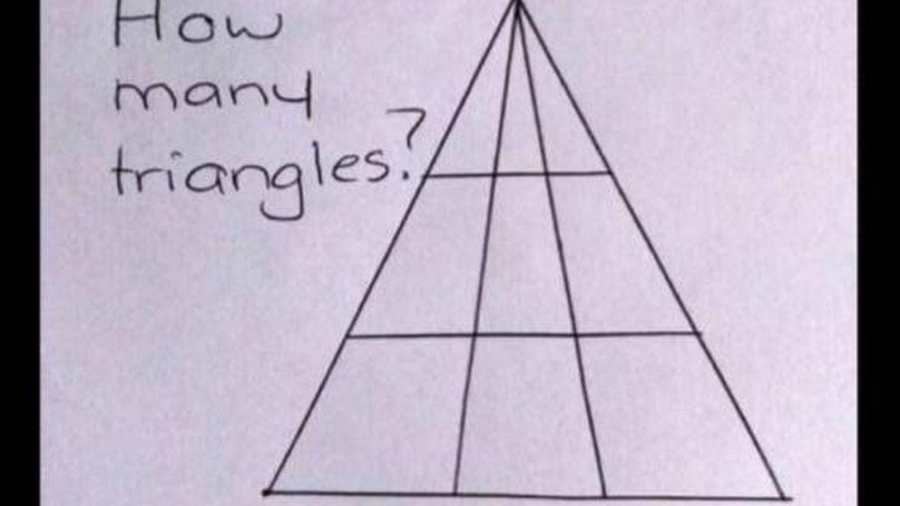 El problema que demuestra lo malos que somos en matemáticas