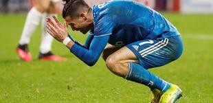 Post de El golpe de Italia a Cristiano Ronaldo y su sueldo por el coronavirus