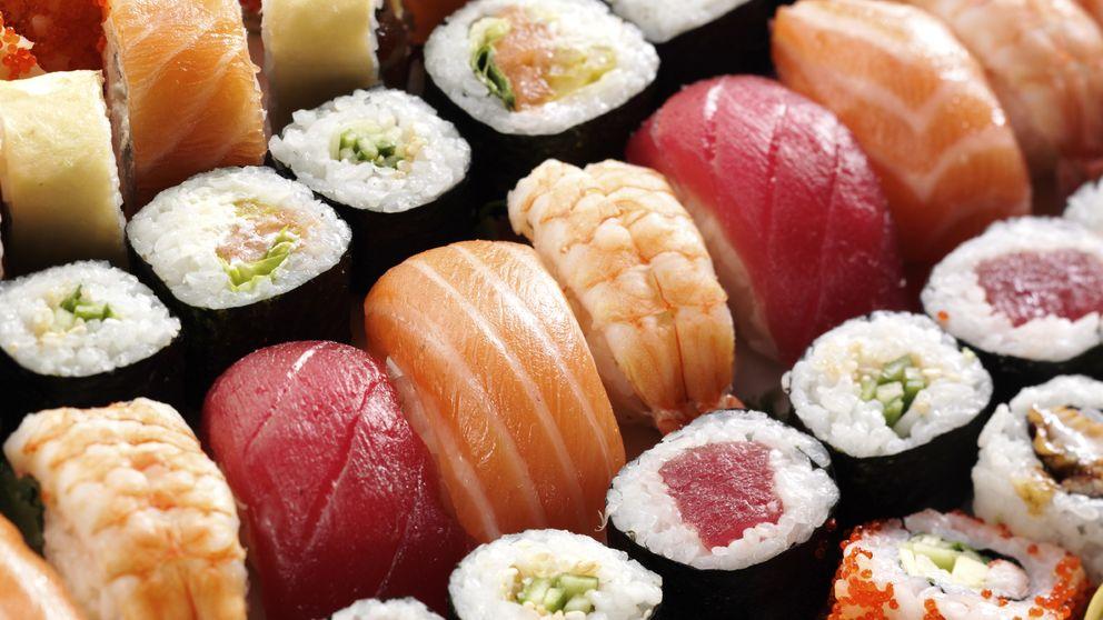Lo estamos haciendo fatal: cómo se debe comer correctamente el sushi