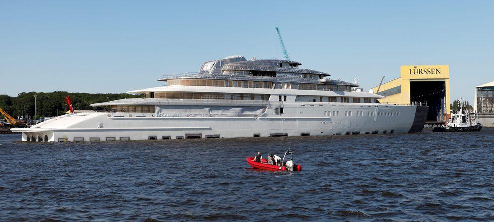 Foto: Así son los 10 yates más lujosos del mundo