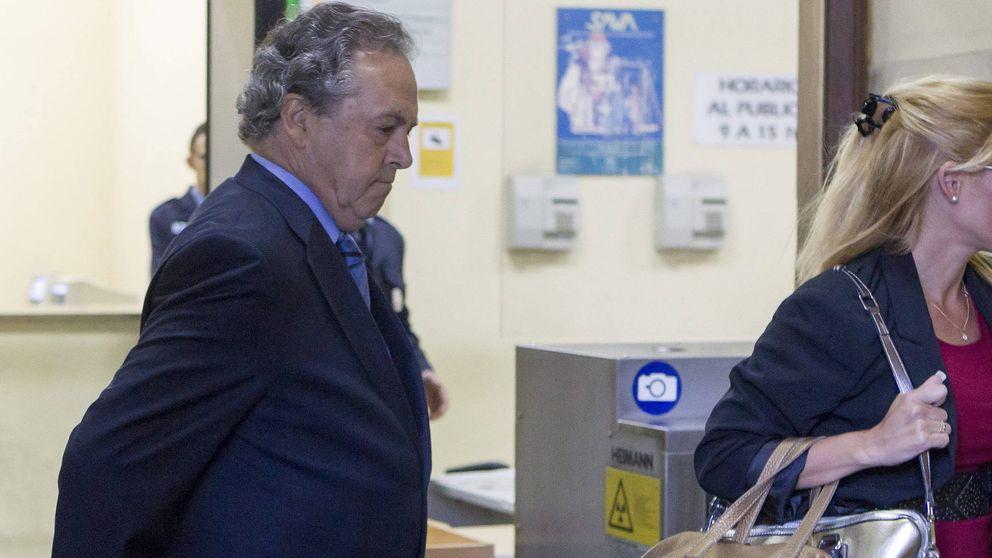 La Policía acusa al sobrino de González de ser trabajador fantasma de Invercaria