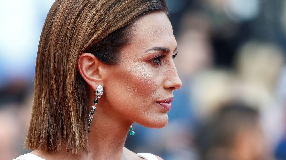 Foto: Nieves Álvarez en la pasada edición del Festival de Cine de Cannes. (EFE)