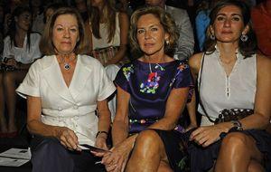 """Amelia Bono: """"Adoramos a Zapatero, es un hombre estupendo, amable e inteligente"""""""