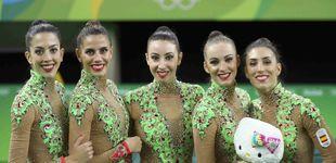 Post de El fuego olímpico se apaga pero antes gimnasia, basket y la sagrada maratón