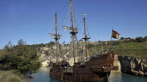 El capitán del Galeón Andalucía, acusado de dos agresiones sexuales a tripulantes