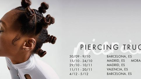 El arte del piercing, ¿sigue siendo tendencia agujerearse el cuerpo?