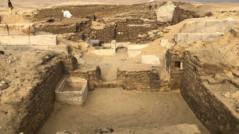 ¿Quién es el 'guardián de los secretos'? La extraña tumba encontrada en Egipto