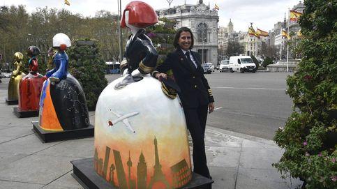 'Talento a bordo' y meninas en la calle: el plan cultural de Iberia