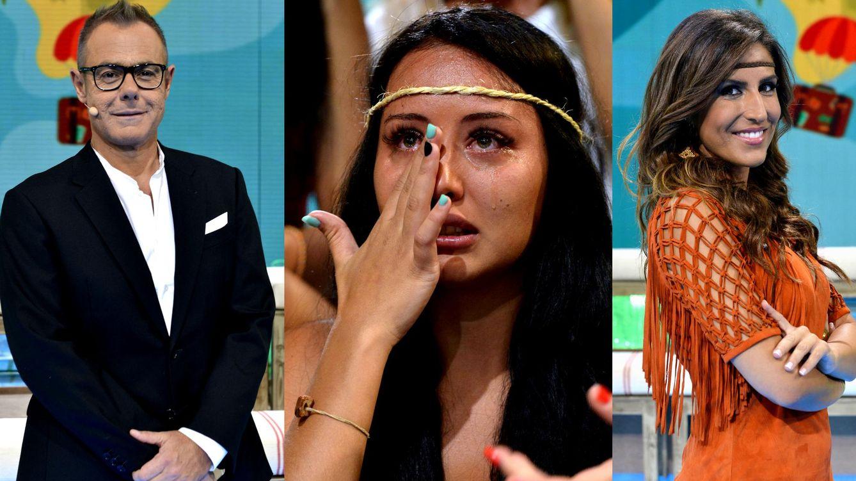 Foto: 'Pasaporte a la isla' - Las mejores fotos del estreno del 'reality' en Telecinco
