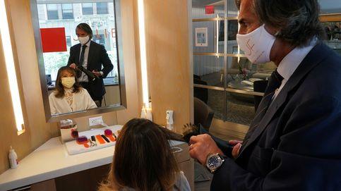 Los negocios de lujo reabren con lista de espera en Nueva York