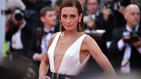 Nieves Álvarez deslumbra con su look más disco