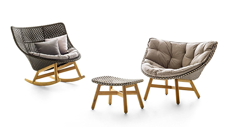 Diseño: Sebastian Herkner crea una colección de muebles de jardín ...