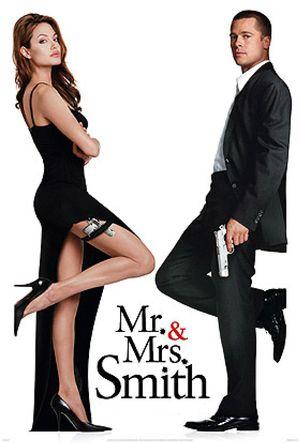 Angelina Jolie y Brad Pitt planean la secuela de 'Sr. y Sra. Smith'