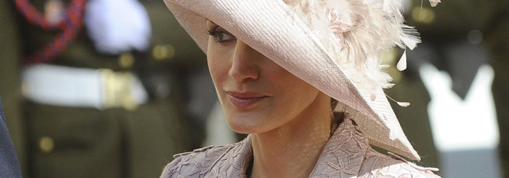 Foto: La princesa Letizia pasa por el quirófano