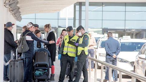 Baleares se blinda y cierra sus aeropuertos y puertos con excepciones por el coronavirus
