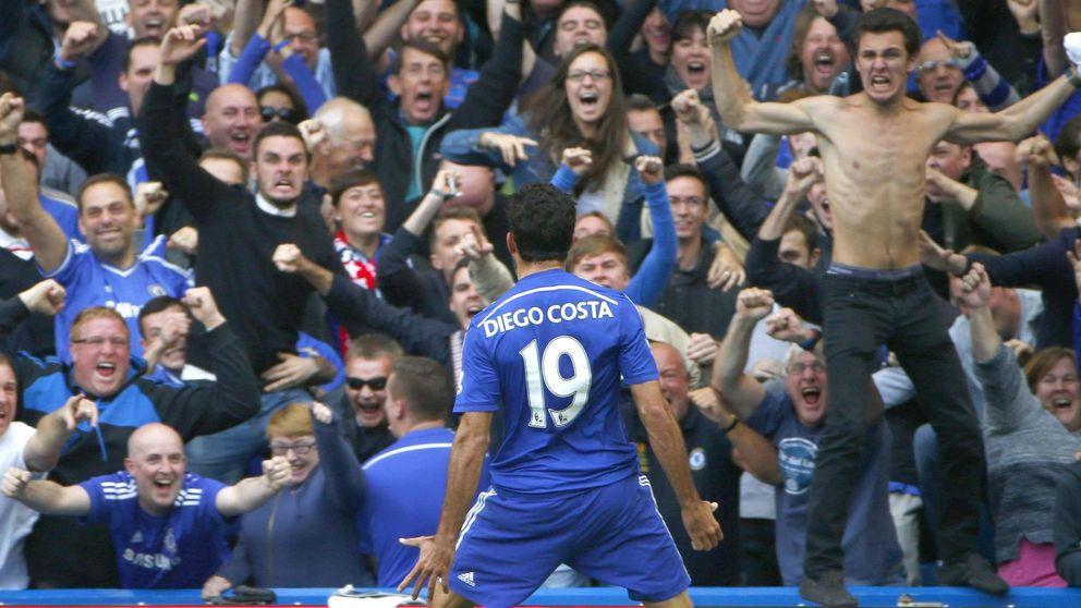 El Chelsea es una máquina perfecta  que destroza también al Arsenal