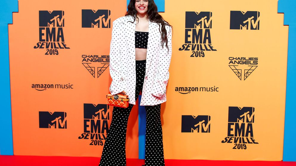 De Rosalía al patinazo de Georgina Rodríguez, lo mejor y lo peor de los MTV