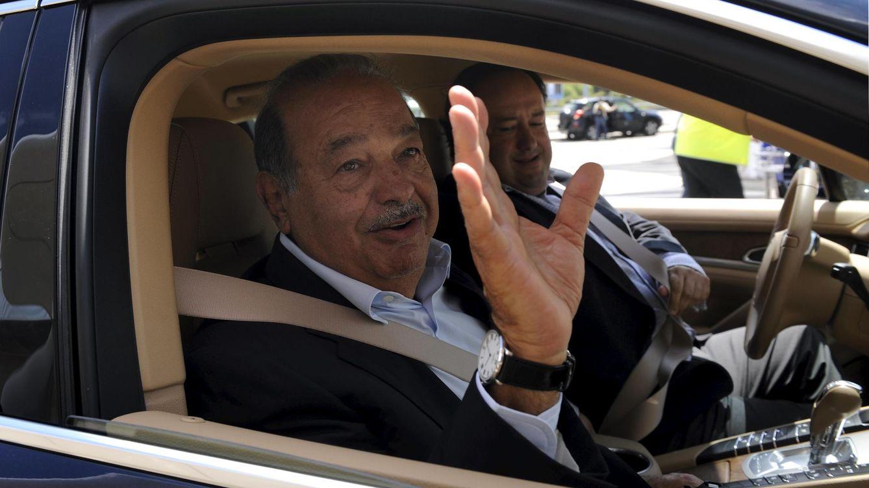 Carlos Slim logra el 'nihil obstat' a la compra de Realia tras los últimos informes