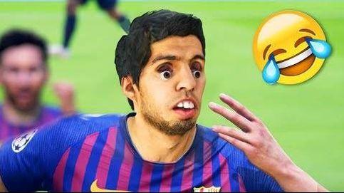 Los 100 fallos más divertidos del FIFA 19