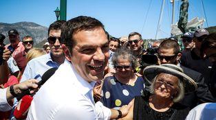 La alegría de los griegos