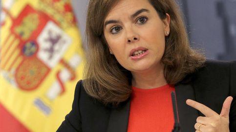 Soraya se descarta para liderar el Gobierno: No quiero ser presidenta