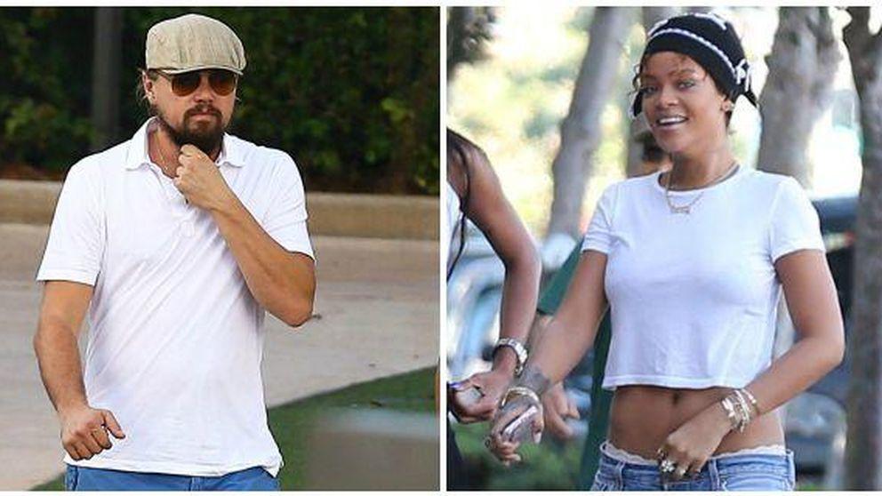 Pero ¿con cuántos jugadores de baloncesto ha estado Rihanna este verano?