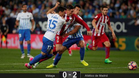 Los tropiezos de Torres siguen siendo milagrosos para el Atlético de toda la vida