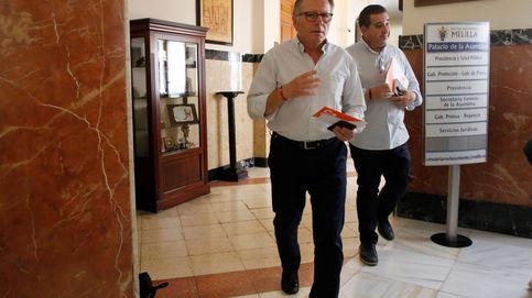 Imbroda cae en Melilla... y gobernará el único diputado de Ciudadanos