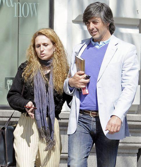 Yolanda García Cereceda y su marido Jaime Ostos Junior (Gtres)